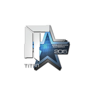 Sticker Titan | Cluj-Napoca 2015