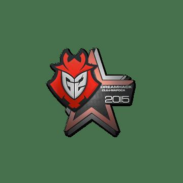 Sticker G2 Esports | Cluj-Napoca 2015