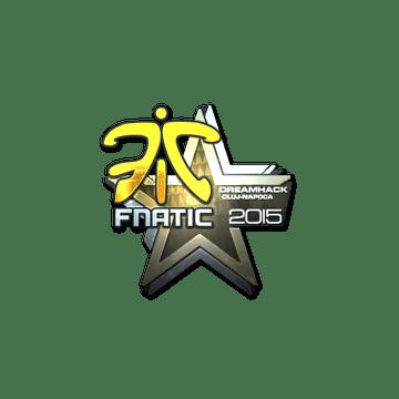 Sticker Fnatic (Foil) | Cluj-Napoca 2015