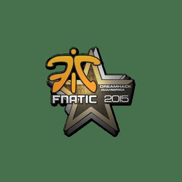 Sticker Fnatic | Cluj-Napoca 2015