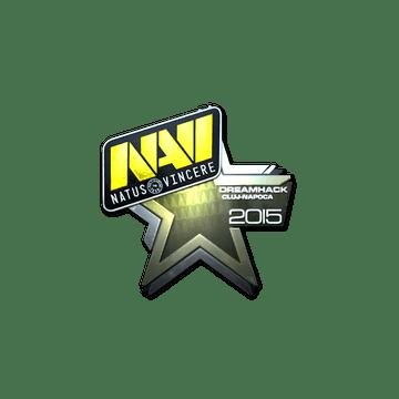Sticker Natus Vincere (Foil) | Cluj-Napoca 2015