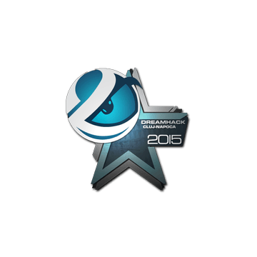 Sticker Luminosity Gaming | Cluj-Napoca 2015