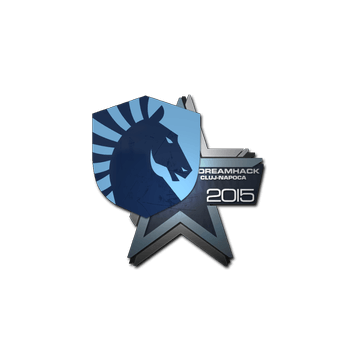 Sticker Team Liquid | Cluj-Napoca 2015