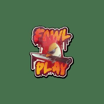 Sticker | Fowl Play