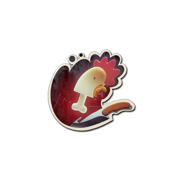 Sticker | Bonehead