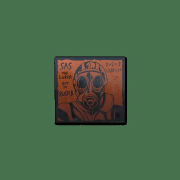 Sticker   Obey SAS