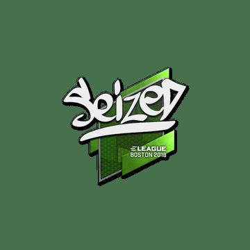 Sticker   seized   Boston 2018