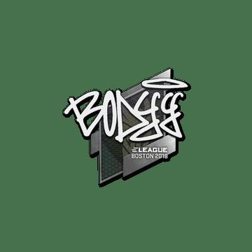 Sticker | bodyy | Boston 2018