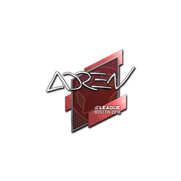 Sticker | AdreN | Boston 2018