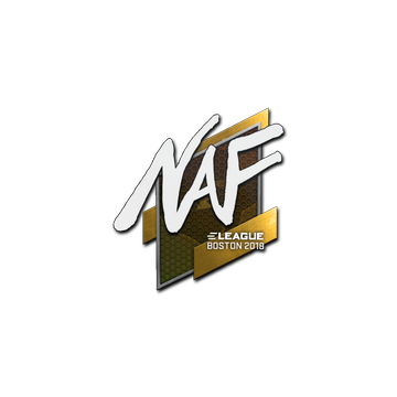 Sticker   NAF   Boston 2018