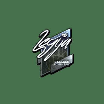Sticker | LEGIJA (Foil) | Boston 2018