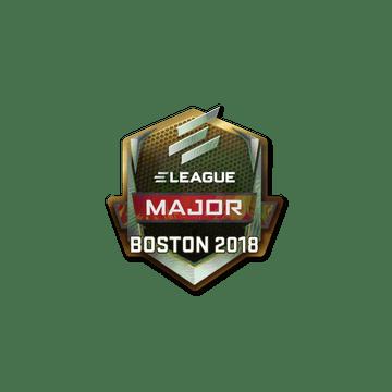 Sticker | ELEAGUE (Holo) | Boston 2018