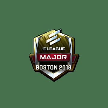 Sticker | ELEAGUE (Foil) | Boston 2018