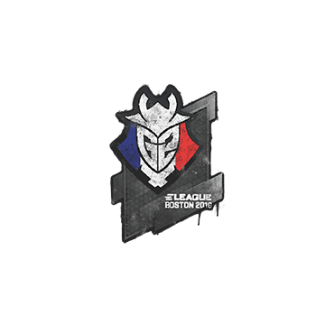 Sealed Graffiti | G2 Esports | Boston 2018