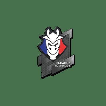 Sticker | G2 Esports | Boston 2018