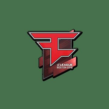 Sticker   FaZe Clan   Boston 2018
