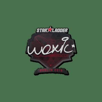 Sticker | woxic | Berlin 2019