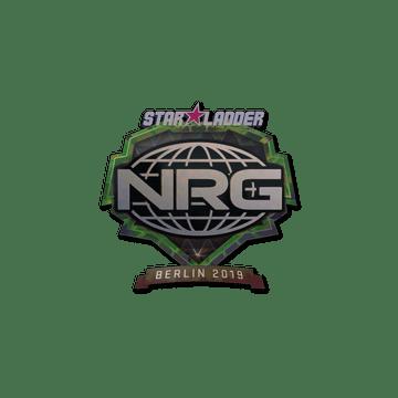 Sticker   NRG (Holo)   Berlin 2019