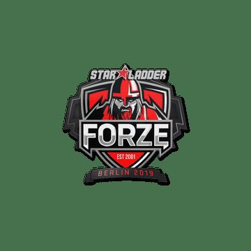 Sticker | forZe eSports | Berlin 2019