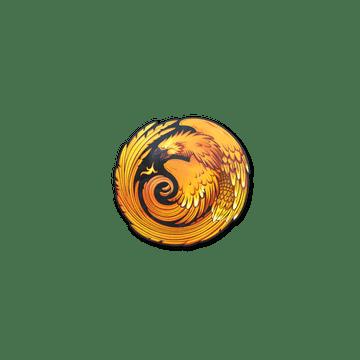 Sticker Phoenix Reborn