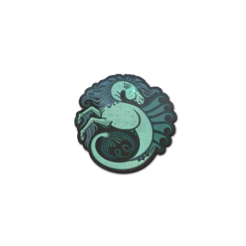Sticker | Hippocamp