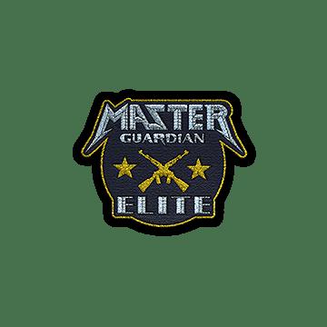 Patch   Metal Master Guardian Elite