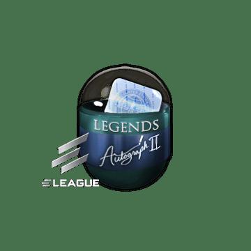 Boston 2018 Attending Legends Autograph Capsule