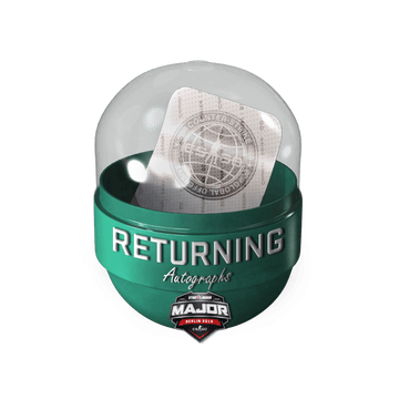 Berlin 2019 Returning Challengers Autograph Capsule