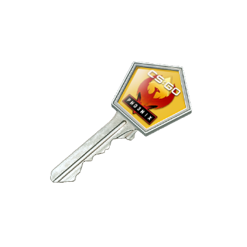 KeyOperation Phoenix Case Key