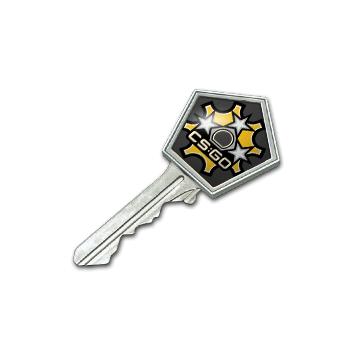 KeyRevolver Case Key