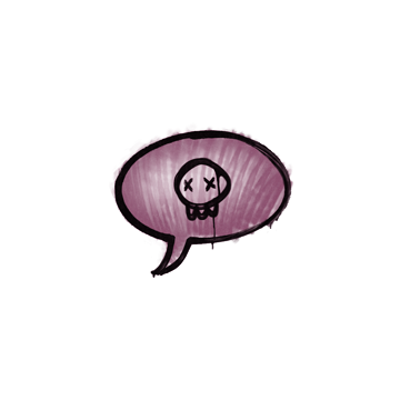 Sealed Graffiti | Death Sentence (Princess Pink)