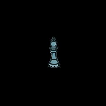Sealed Graffiti | Chess King (Wire Blue)