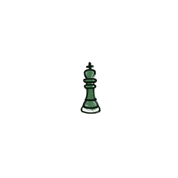 Sealed Graffiti | Chess King (Jungle Green)