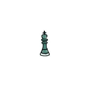 Sealed Graffiti | Chess King (Frog Green)