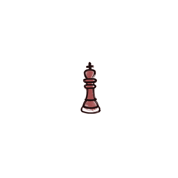 Sealed Graffiti   Chess King (Blood Red)