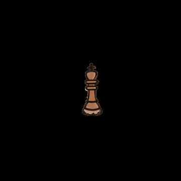 Sealed Graffiti | Chess King (Tiger Orange)