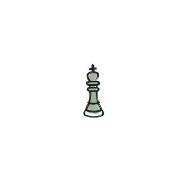 Sealed Graffiti | Chess King (Cash Green)