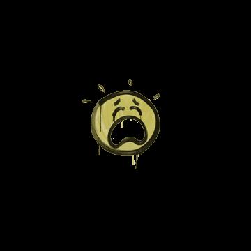 Sealed Graffiti | QQ (Tracer Yellow)
