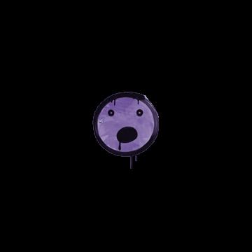 Sealed Graffiti   Speechless (Monster Purple)