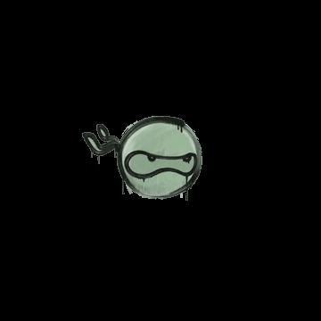 Sealed Graffiti | Ninja (Cash Green)