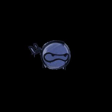 Sealed Graffiti | Ninja (SWAT Blue)