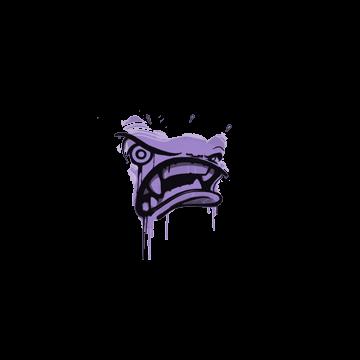 Sealed Graffiti | Rage Mode (Violent Violet)
