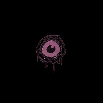 Sealed Graffiti | Eye Spy (Princess Pink)