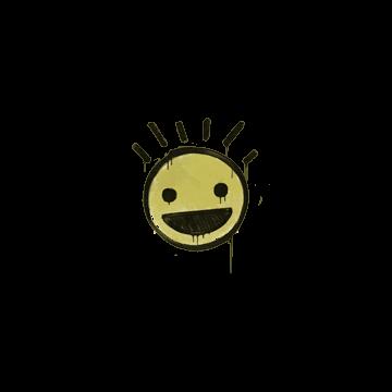Sealed Graffiti | Still Happy (Tracer Yellow)