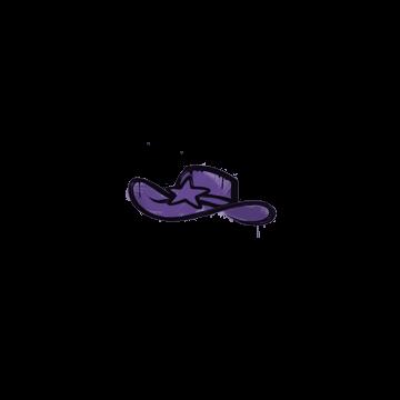 Sealed Graffiti | Sheriff (Monster Purple)