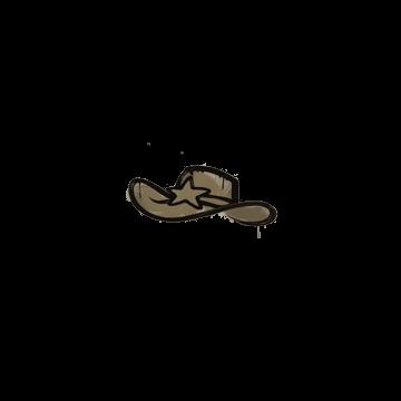 Sealed Graffiti | Sheriff (Dust Brown)