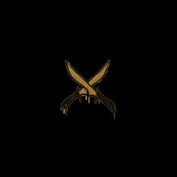 Sealed Graffiti | X-Knives (Desert Amber)