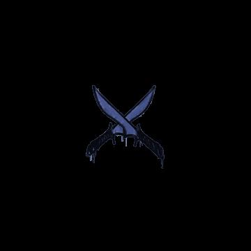 Sealed Graffiti | X-Knives (SWAT Blue)