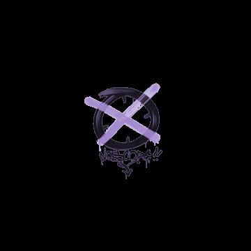 Sealed Graffiti | Noscope (Violent Violet)