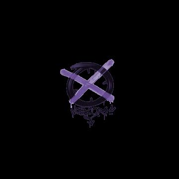 Sealed Graffiti | Noscope (Monster Purple)